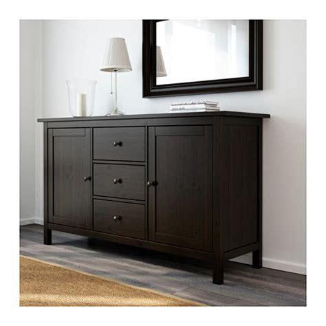IKEA HEMNES White Stain Sideboard | Our House | Aparador ...
