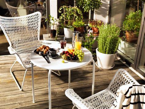 Ikea hogsten   Garden table and chairs, Ikea garden ...