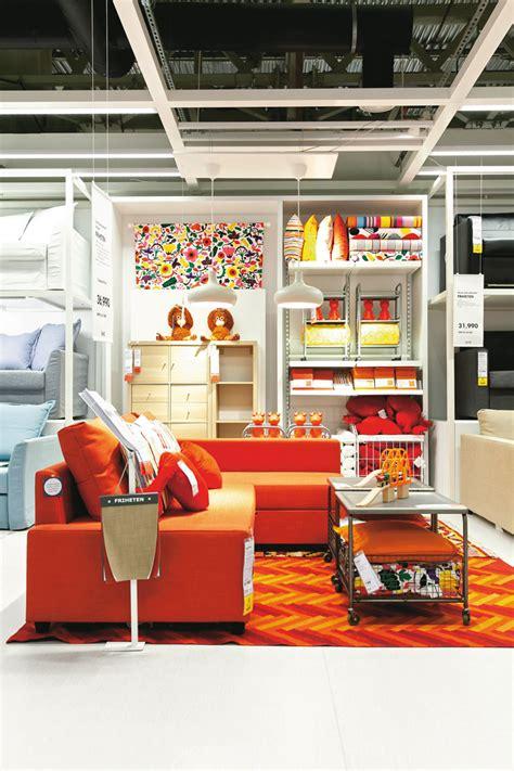IKEA Hyd_Showroom_Living room