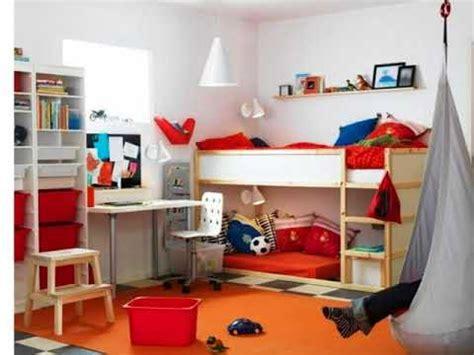 Ikea ideas de dormitorio para niños   YouTube
