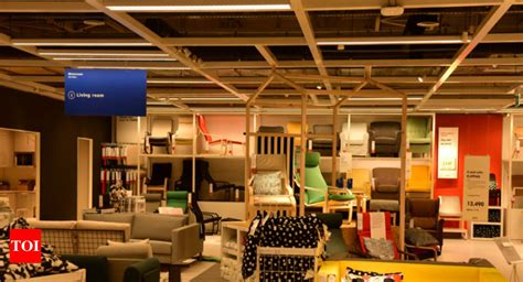 IKEA: IKEA postpones opening of first store in India to ...
