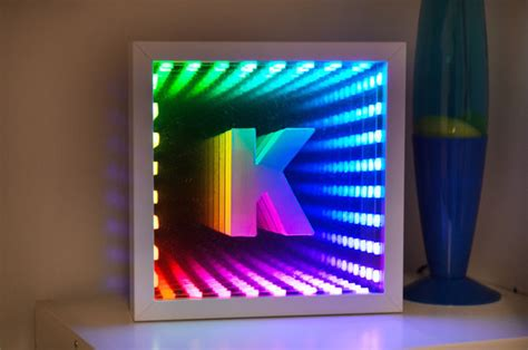IKEA Infinity Mirror: 12 Steps  with Pictures