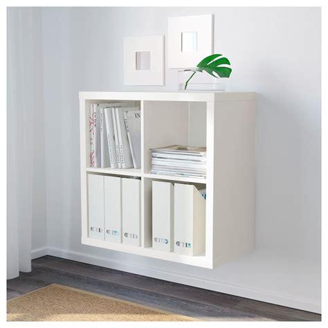 Ikea Kallax 4 Cube Storage Bookcase Square Shelving Unit ...