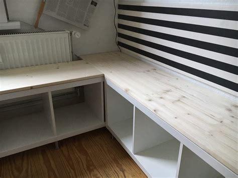 IKEA Kallax Kitchen Corner Seat   IKEA Hackers