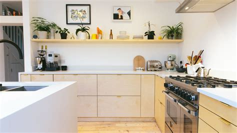 Ikea kitchen cabinets hacked with plywood by new company ...