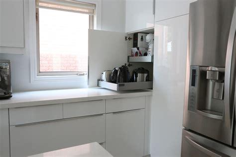 IKEA Kitchen Hack: Build Your Own Appliance Garage