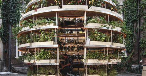 Ikea Lab Releases Free Designs For A Garden Sphere That ...