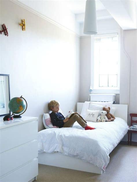 ikea malm bed white boys room   apartment   ezra in 2019 ...