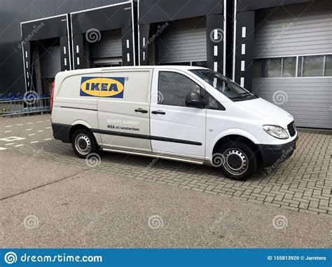 IKEA Mercedes Benz Vito Service Van. Editorial Image ...
