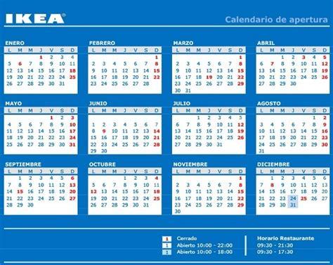 Ikea Murcia Horario 2015 y calendario apertura