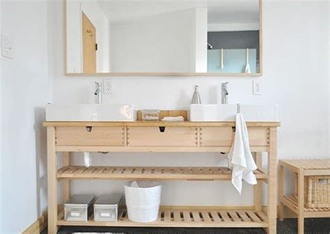 IKEA NORDEN Sink Hack in 2020 | Ikea hack bathroom, Ikea ...