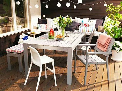 Ikea outdoor furniture   Ikea outdoor furniture, Ikea ...