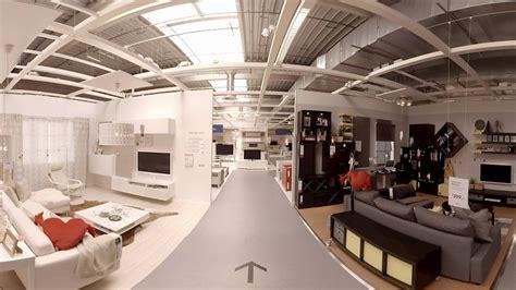 IKEA Salzburg: 360 Grad Rundumblick im Einrichtungshaus ...