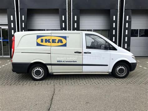 IKEA service van. editorial photo. Image of editorial ...