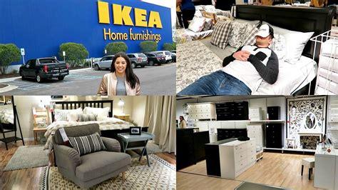 IKEA! SHOP WITH ME 2017! EPISODE 4! BEDROOM FURNITURE ...