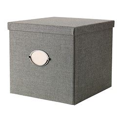 IKEA Storage Boxes | Plastic Boxes | Cardboard Boxes