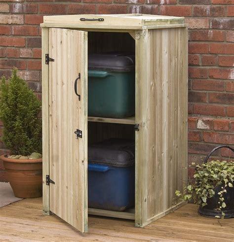 IKEA Storage Cabinet simple DIY wood outdoor storage ...