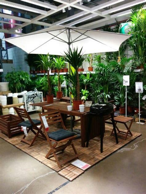 Ikea terrace