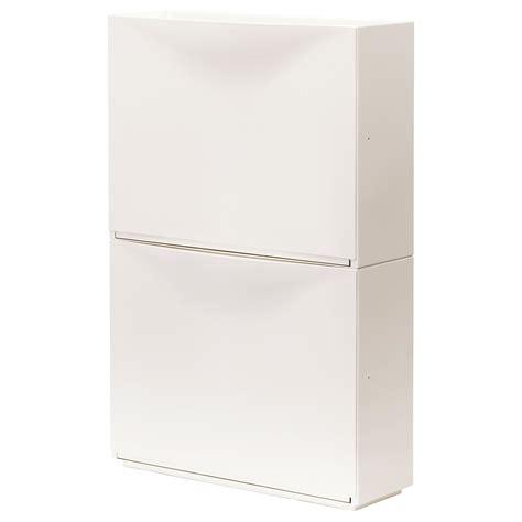 Ikea trones zapatero almacenaje blanco   CatalogoMueblesDe.com