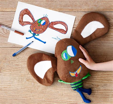 Ikea Turns Kids  Drawing Into Toys, Sells Them To Raise ...
