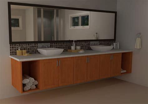 IKEA vanities: transitional versus modern   IKD