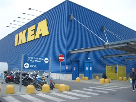 Ikea | Yea   we went to an Ikea in Italy, just so we can ...