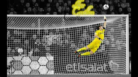 Iker Casillas The Best Goalkeeper   YouTube