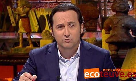 Iker Jiménez:  Agradezco a Mediaset que me haya paseado ...