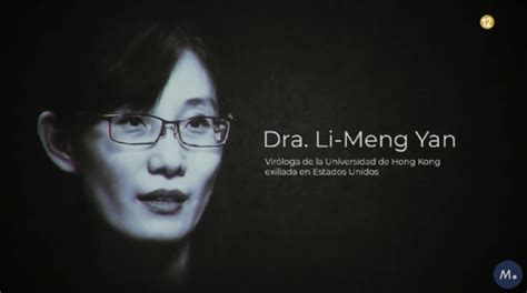Íker Jiménez entrevista a la viróloga china que considera ...