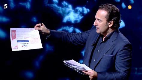 Iker Jiménez investiga el big data en Horizonte para toda ...
