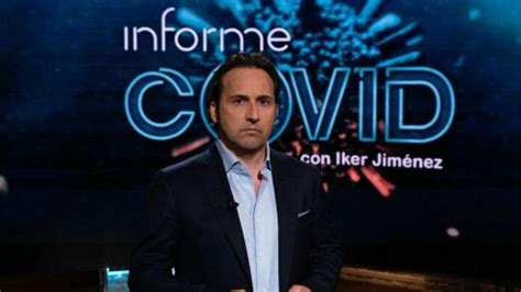 Iker Jiménez salta contra la censura de Telecinco