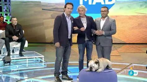 Iker Jiménez y Jesús Calleja presentan Be Mad, el nuevo ...