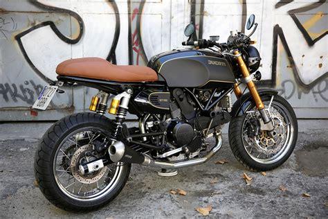 Il Ducatista   Desmo Magazine: Nitro Cycles Ducati GT1000