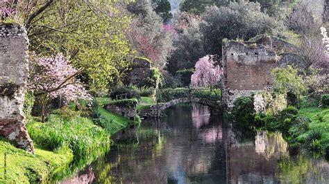 Il giardino di Ninfa sale sul podio di European Garden Award