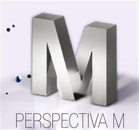 Ilusiones opticas y magia: Logo imposible. Perspectiva M