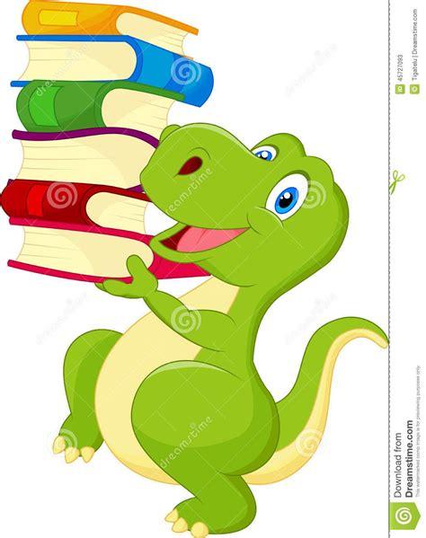 Ilustración acerca Ejemplo del dinosaurio lindo con el ...