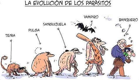 Ilustraciones satíricas sobre la Teoría de la Evolución de ...