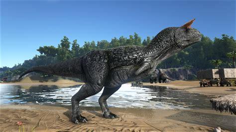 Image   ARK Carnotaurus Screenshot 001.jpg | ARK: Survival ...