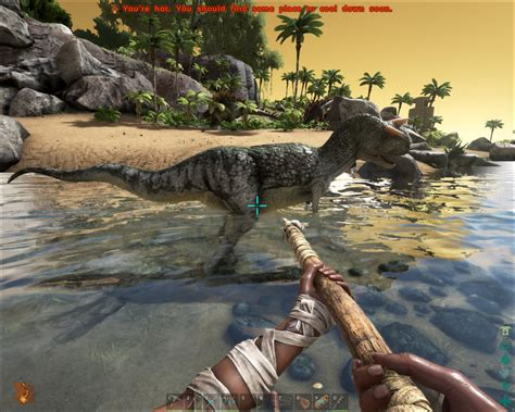 Image   ARK Carnotaurus Screenshot 006.jpg | ARK: Survival ...