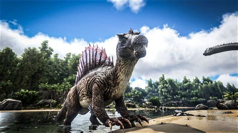 Image   ARK Spinosaurus Screenshot 001.jpg | ARK: Survival ...