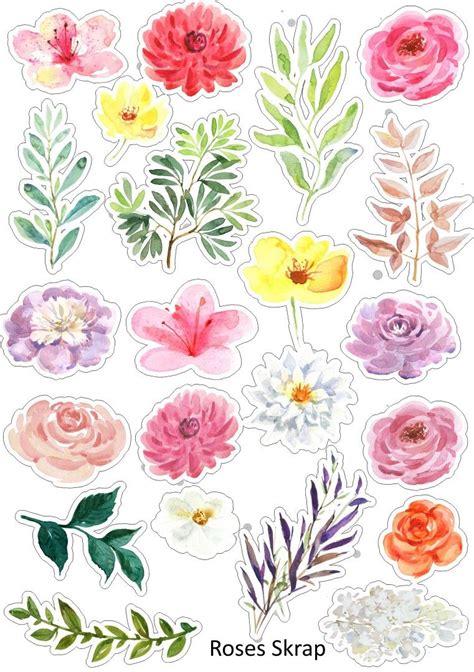 Image du tableau Stickers de AS | Idées de journal, Fleurs ...