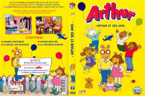 Image gallery for  Arthur  TV Series     FilmAffinity