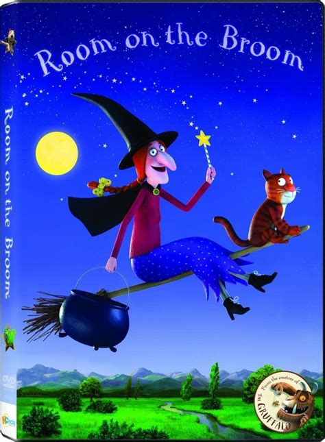Image gallery for  Room on the Broom  TV     FilmAffinity