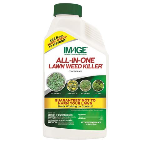IMAGE Herbicides All In One Lawn Weed Killer Concentrate ...