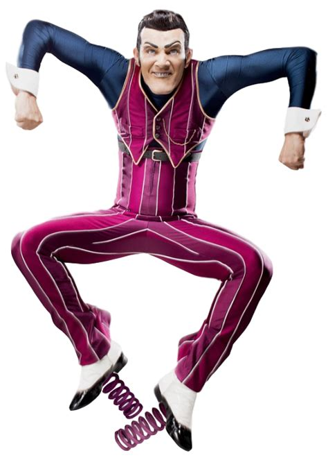Image   Nick Jr. LazyTown Robbie Rotten Jumping.png ...
