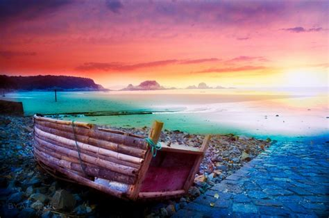 Image of China Coast Landscape   【FREE PHOTO】 100006176