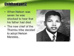 Image result for mandela s childhood history | Mandela ...