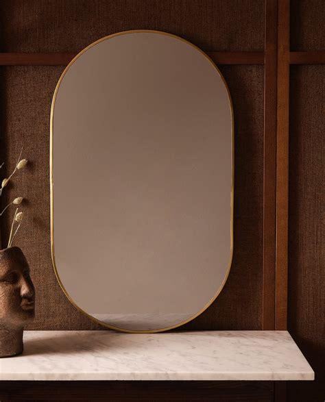 Imagen 6 del producto ESPEJO PERFIL DORADO | Zara home ...