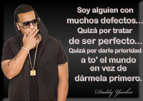 Imagen con frases  Daddy Yankee