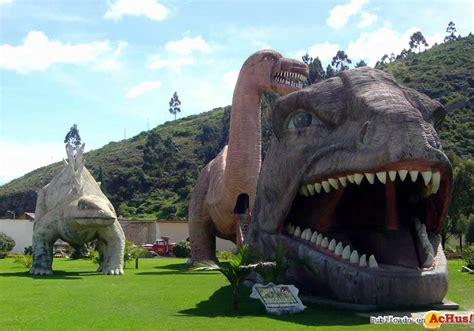 Imagen de parque jaime duque Dinosaurios